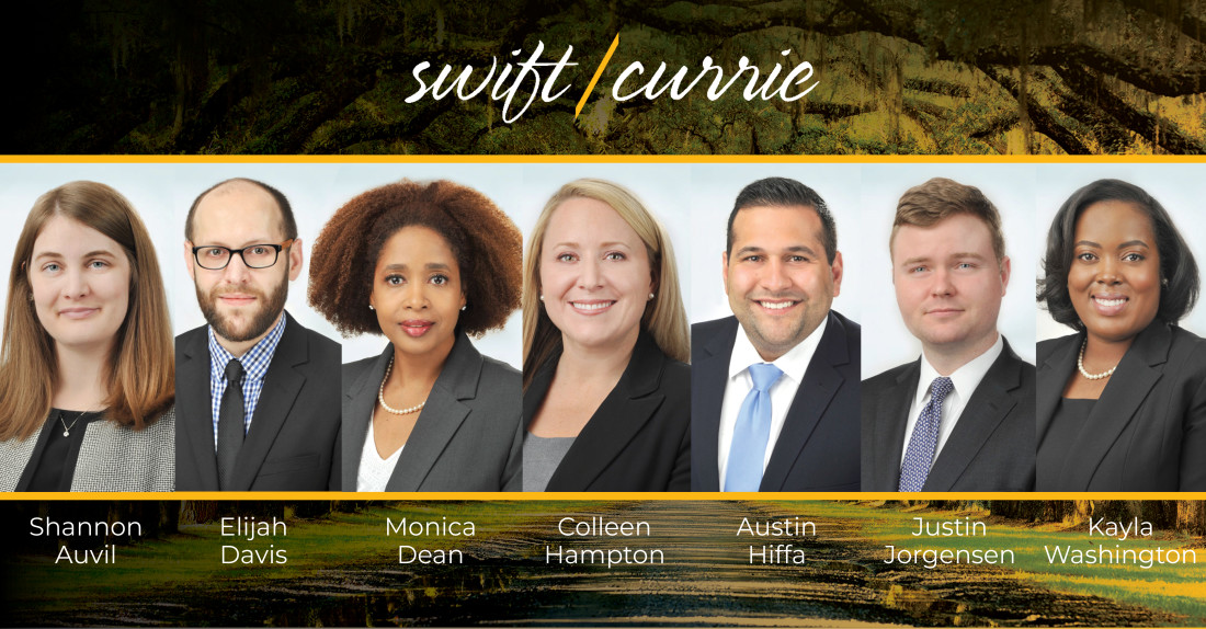 Swift Currie October November 2019 New Attorneys