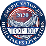 Brantley - Top 100 High Stakes Litigators