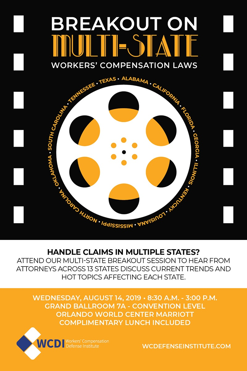 Swift Currie Partners Speaking at Florida WCI Workers' Comp